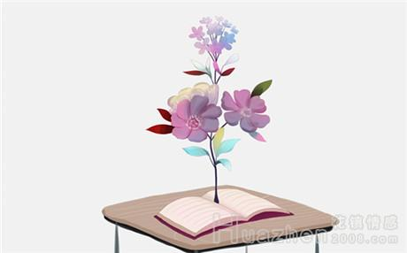 紫色玫瑰花语:紫色玫瑰代表什么